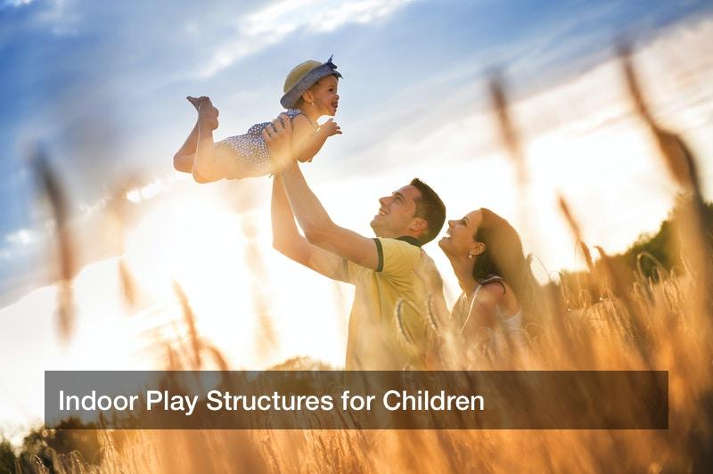 Indoor Play Structures for Children